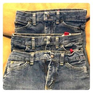 3 Pairs of Jeans